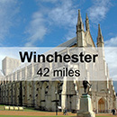Chichester to Winchester