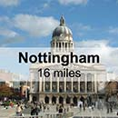 Derby to Nottingham