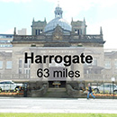 Durham to Harrogate