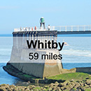 Durham to Whitby