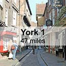 Hull to York