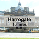 Leeds to Harrogate