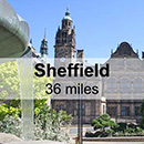 Leeds to Sheffield