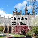 Liverpool to Chester
