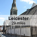 Nottingham to Leicester