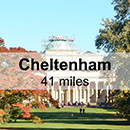 Oxford to Cheltenham