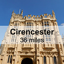 Oxford to Cirencester