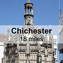 Portsmouth to Chichester