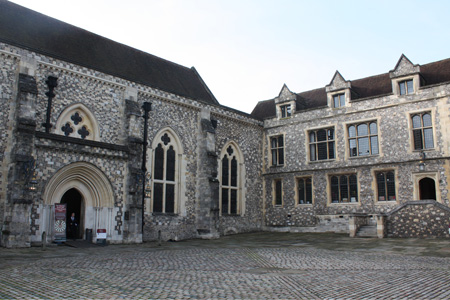 Winchester's Great Hall